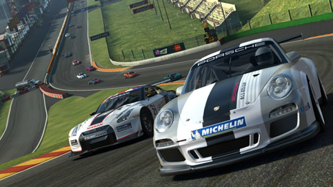 Real Racing 3 for BlackBerry 10 - 1