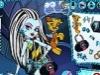 Monster High Frankie Stein Hairstyle