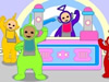 Teletubbies and Bubbles
