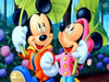 Minnie and Mickey Find the Numbers