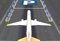 Airplane Parking WebGL