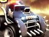 Carro Polícia Destruidor