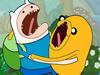 Adventure Time dans la forêt