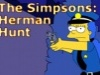 The Simpsons Herman Hunt