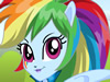 Dress Up the Rainbow Dash