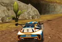 Juego de Rally 3D