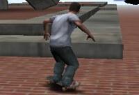 Skateboard dans les Rues