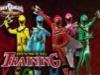 Power Rangers Mystic Force - Mystic Training