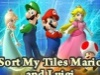 Sort My Tiles Mario and Luigi