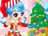 Lovely Christmas Doll Dress Up