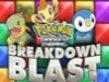 Pokemon Diamond and Pearl Break Down Blast