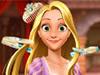 Rapunzel Vai ao Cabeleireiro