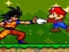 Mario Vs Goku - Animation
