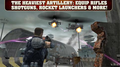 Frontline Commando Game - 4