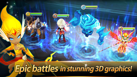 Summoners War Sky Arena - 2