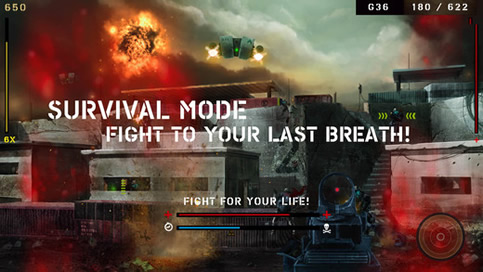 Overkill Game - 1