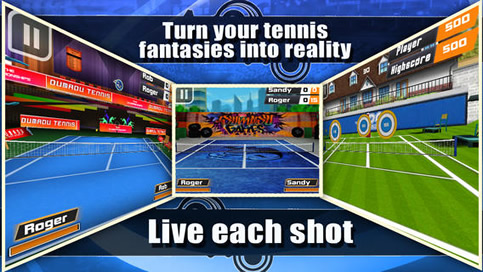 Tennis Pro 3D - 1