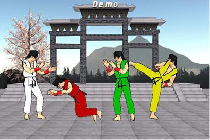 Final Karate Lite Version - 1