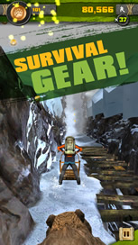 Survival Run with Bear Grylls - 5