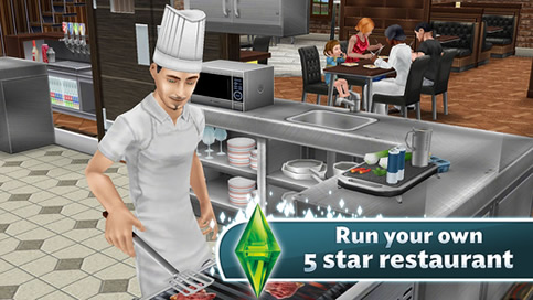 The Sims Free Play - 1