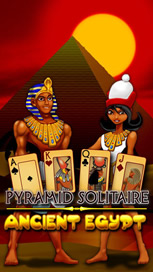 Pyramid Solitaire Ancient Egypt - 1