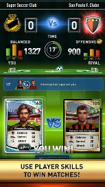 Super Soccer Club: Football Rivals - 3