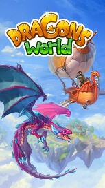 dragons world spiel