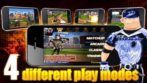 Homerun Battle 3D FREE - 3