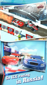 Cars Fast as Lightning - 1