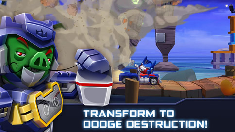 Angry Birds Transformers - 5