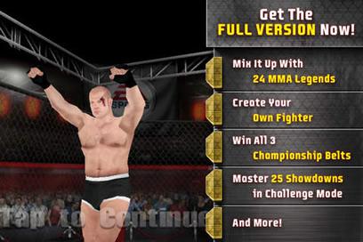 MMA EA SPORTS - 4