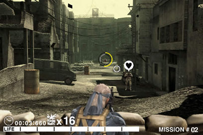 METAL GEAR SOLID TOUCH Lite - 3