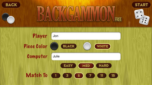 Backgammon Free - 4