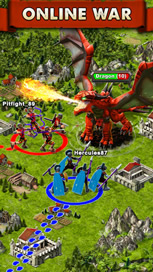 Game of War Fire Age - 2