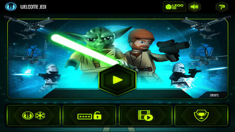 LEGO STAR WARS The Yoda Chronicles - 1