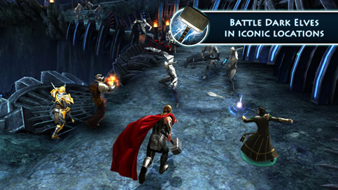 Thor: The Dark World - The Official Game - 2