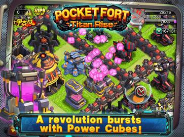 Pocket Fort HD - 2