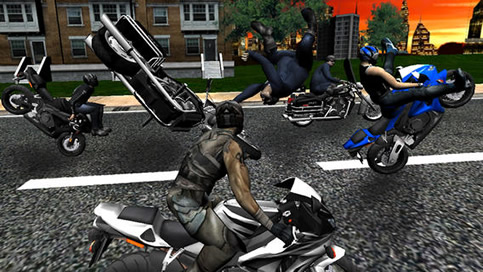 Race Stunt Fight Lite - 2
