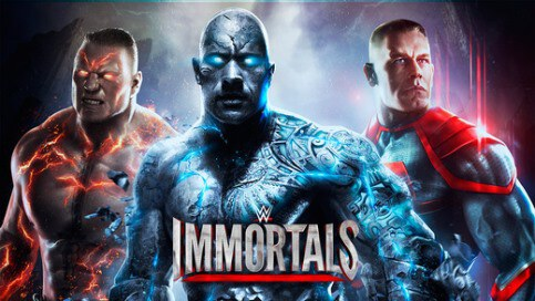 WWE Immortals - 1