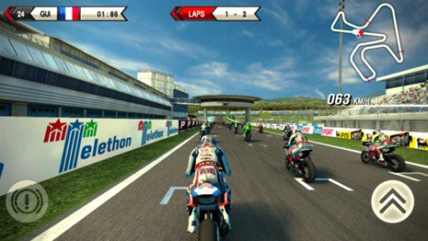 SBK15 - Official Mobile Game - 2