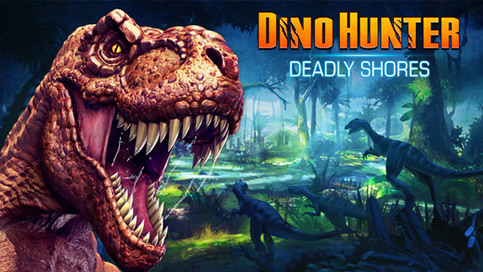 Dino Hunter Deadly Shores - 1