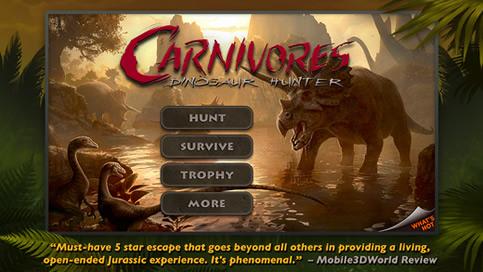 Carnivores Dinosaur Hunter - 34
