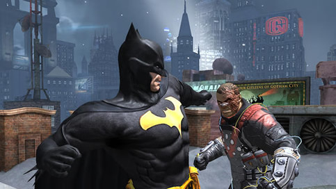 Batman: Arkham Origins - 4
