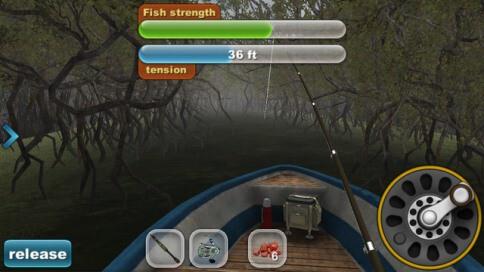 Fishing Paradise 3D Free - 3