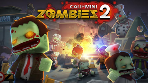 Call of Mini Zombies 2 Free - 55