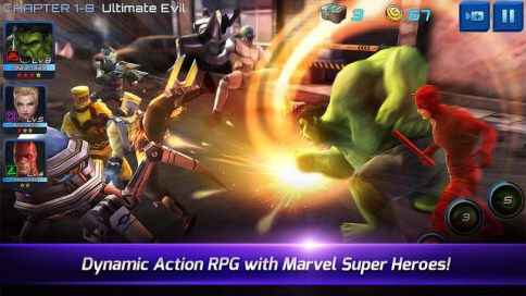 MARVEL Future Fight - 54