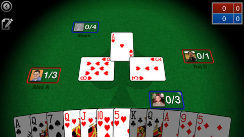 Spades - 49