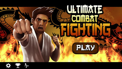 Ultimate Combat Fighting - 1