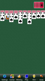 Spider Solitaire Free - 1