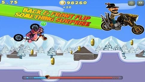 Turbo Moto Warrior Racing - 3